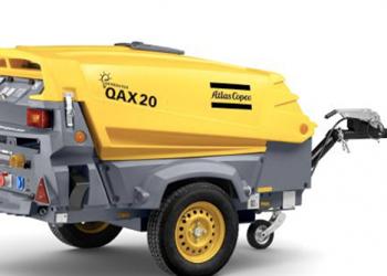 Generator Curent Tractabil Atlas Copco Qax 20